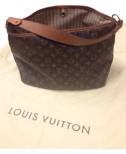 Preload https://item3.tradesy.com/images/louis-vuitton-delightful-pm-brown-monagram-leather-hobo-bag-2269837-0-0.jpg?width=440&height=440