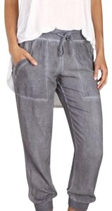 Bella Dahl Baggy Pants light grey
