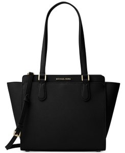 Michael Kors Dee Convertible Tote in Black