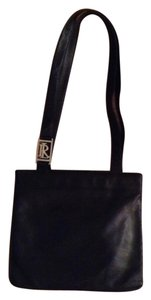Ralph Lauren Vintage Leather Shoulder Bag