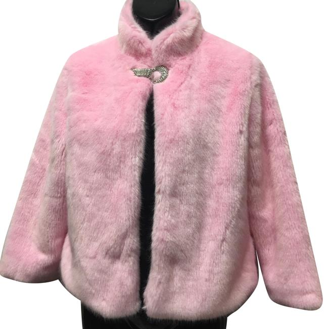 Preload https://img-static.tradesy.com/item/22698595/pink-faux-fur-jacket-blazer-size-8-m-0-1-650-650.jpg