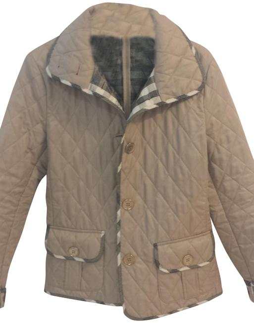 Burberry Brit Gray Jacket