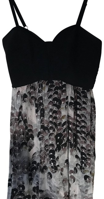 Preload https://img-static.tradesy.com/item/22698838/twelfth-st-by-cynthia-vincent-black-grey-night-out-dress-size-4-s-0-1-650-650.jpg