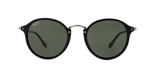 Ray-Ban Black Rounded Ray Ban Sunglasses - RB 2447 901 - FREE 3 Day Shipping
