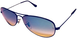 Ray-Ban Free 3 Day Shipping New Cockpit RB 3362 002/4O Petite