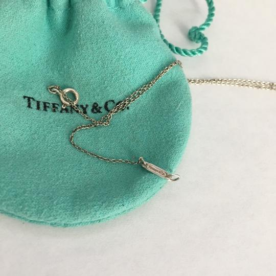 Tiffany & Co. Sliver Nature Flower Rose Flower Round Circle Pearl 16