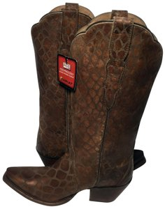 ae705d9b3fe Brown Ariat Boots & Booties 8.5 Up to 90% off at Tradesy