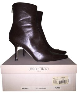 Jimmy Choo Coffee Boots