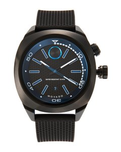 Movado $800 NWT Men's Bold BlackDial Men's Watch 3600369