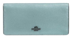 Coach Wristlet in cloud mineral