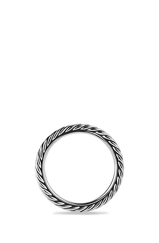 Cable Classics Band Ring No Color