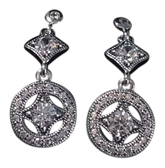 Pandora Drop Earrings: PANDORA Vintage Allure Drop Earrings #802208708