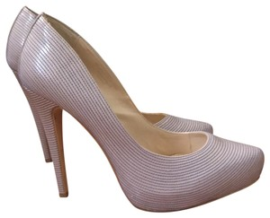 Colin Stuart nude with blue threading throughout Pumps