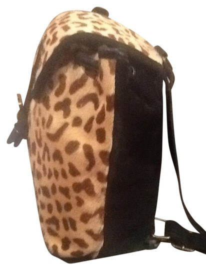 Bloomingdale's Leather Backpack