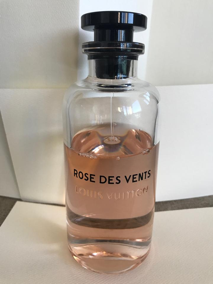 Louis Vuitton Rose Des Vents Perfume 5ml Purse Travel In A