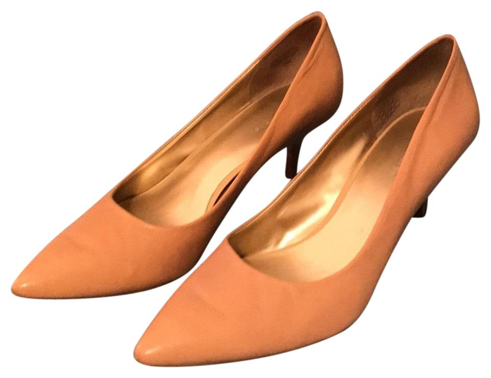 Nude Good News Pumps