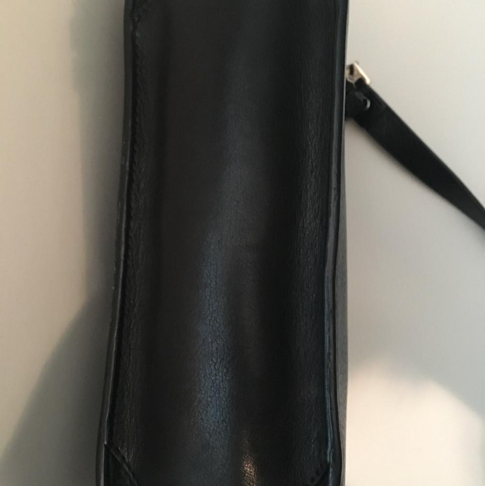 Bag Body Schouler Black Leather Proenza Cross wpXaIqnU