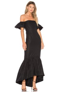 JILL JILL STUART Off Shoulder Hi Lo Maxi Resort Dress