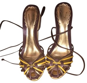 Vince Camuto Brown Sandals
