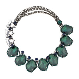 Erickson Beamon crystal envy necklace