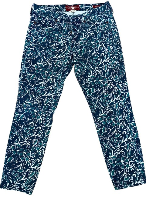 Preload https://img-static.tradesy.com/item/22703891/lucky-brand-blue-green-white-print-medium-wash-charlie-capricropped-jeans-size-29-6-m-0-1-650-650.jpg