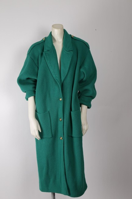 Unbranded Unlined Acrylic Coat