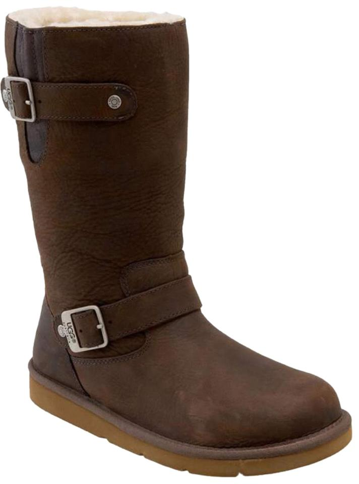 0a68ecf32ab UGG Australia Brown Kensington 5678 Boots/Booties Size US 7 Regular (M, B)  35% off retail
