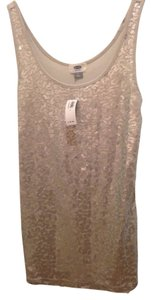 Old Navy Top Silver