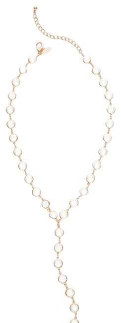 Chico's Circle Setting Necklace Chico's Circle Setting Necklace Image 1