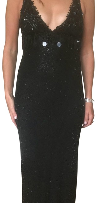 Preload https://img-static.tradesy.com/item/22704311/jenny-packham-black-fully-beaded-long-formal-dress-size-petite-2-xs-0-1-650-650.jpg