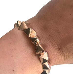 JENNIFER FISHER Authentic Jennifer Fisher Rose gold brass - Link Cuff Bracelet