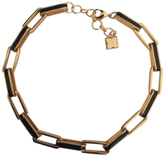 Preload https://img-static.tradesy.com/item/22704345/bcbgmaxazria-gold-and-black-bcbg-necklace-0-1-540-540.jpg
