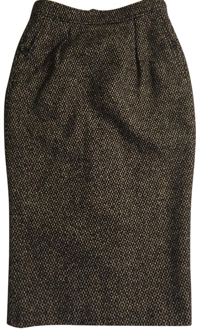 Saint Laurent Wool Skirt Size 4 (S, 27) Saint Laurent Wool Skirt Size 4 (S, 27) Image 1