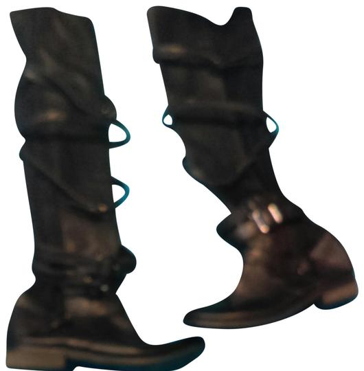 Preload https://img-static.tradesy.com/item/22704551/wanted-black-bayon-knee-high-bootsbooties-size-us-7-regular-m-b-0-1-540-540.jpg