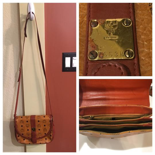 MCM AUTHENTIC VINTAGE PURSE Cross Body Bag