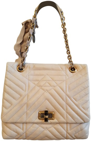 Preload https://img-static.tradesy.com/item/22704739/lanvin-medium-quilted-happy-beige-lambskin-leather-shoulder-bag-0-1-540-540.jpg