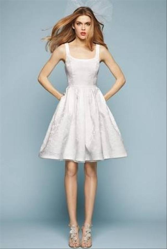Encore White Lace Brocade By Watters Style #: 5307445 Vintage ...