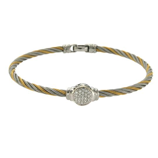 Preload https://img-static.tradesy.com/item/22704875/charriol-philippe-18k-gold-and-tow-tone-steel-diamonds-cable-bracelet-0-0-540-540.jpg