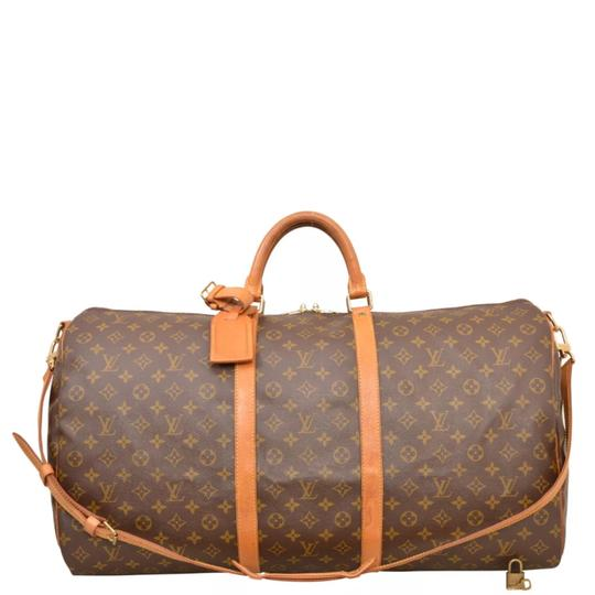Preload https://img-static.tradesy.com/item/22705100/louis-vuitton-duffle-keepall-60-boston-bandouliere-with-strap-monogram-canvas-weekendtravel-bag-0-18-540-540.jpg