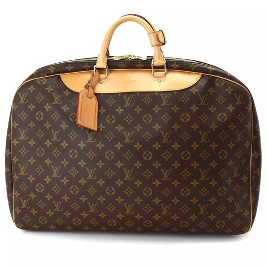 Louis Vuitton monogram canvas Travel Bag