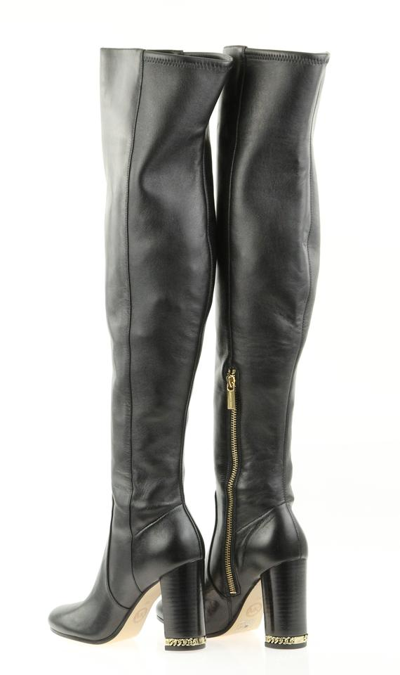 order online cheap separation shoes Michael Kors Black Sabrina Over-the-knee Boots/Booties Size US 5 Regular  (M, B)