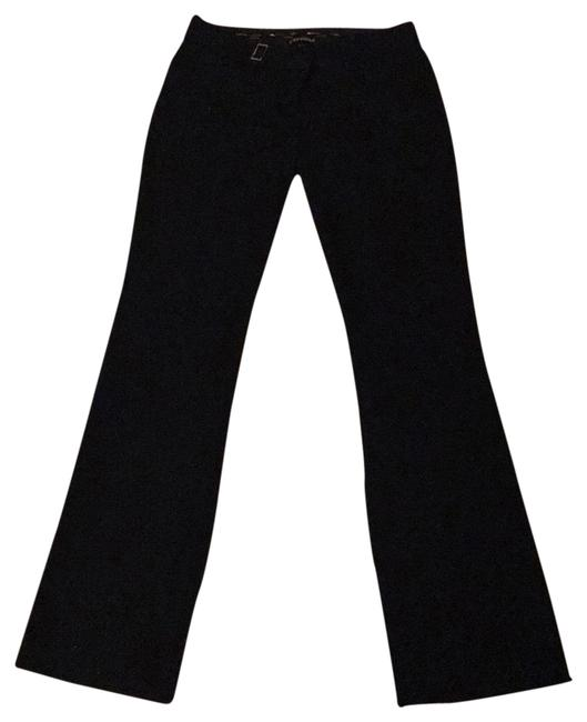 Express Straight Pants black