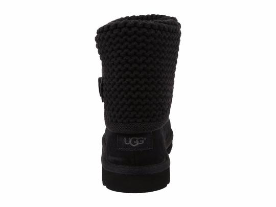 UGG Australia For Her 1012534 Size 5 Black Boots