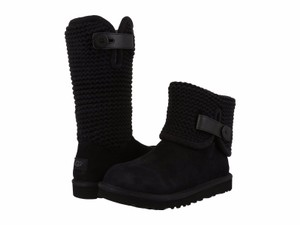 UGG Australia For Her 1012534 Size 7 Black Boots
