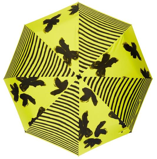 Marc by Marc Jacobs Marc by Marc Jacobs Grand Painted Flower Umbrella in Zest Multi NWT