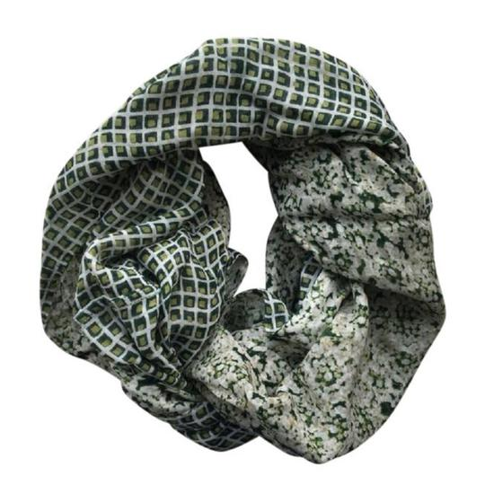 Preload https://img-static.tradesy.com/item/22705323/tory-burch-green-new-eternity-ethel-queen-anne-s-lace-scarfwrap-0-0-540-540.jpg