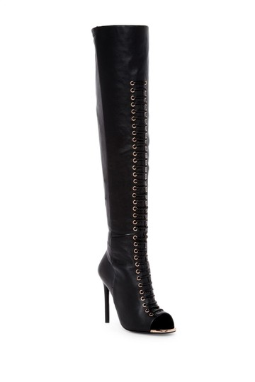 Preload https://img-static.tradesy.com/item/22705387/ivy-kirzhner-black-crane-stretch-calf-leather-fitted-peep-toe-over-the-knee-bootsbooties-size-us-7-r-0-0-540-540.jpg
