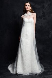 Eden Brand New Bl069 Wedding Dress
