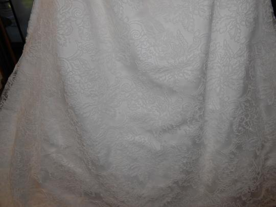 Eden Ivory Lace/Tulle Bl069 Modern Wedding Dress Size 16 (XL, Plus 0x)