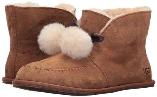UGG Australia For Her 1017541 Size 10 Chestnut Boots